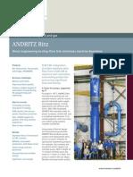 Siemens PLM Andritz Ritz Cs Z22