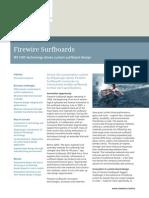 Siemens PLM Firewire Surfboards Cs Z1