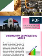 CRECIMIENTO Y DESARROLLO DE MÉXICO PALOMA