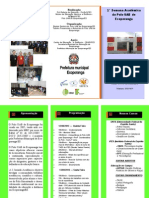 Folder Jornada Academica