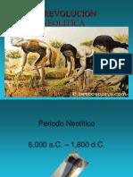 La Revolucion Neolitica