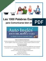2 Auto Ingles Vocabulario Mil Palabras Esenciales