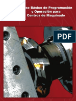 Manual de Curso de Centro de Maquinado