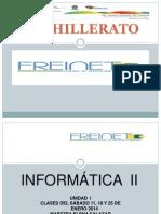 Informatica II Unidad i