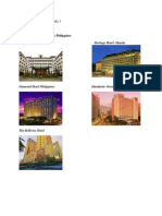 Classification of Hotels in the Philippines