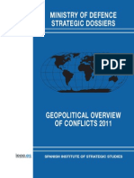 Geopolitical Overview of Conflict 2011
