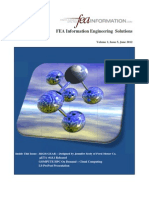 FEA Information Engineering Solutions June 2012