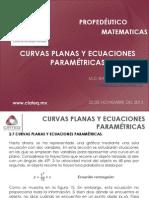 2.3 CURVAS PLANAS Y ECUACIONES PARAMÉTRICAS.pdf