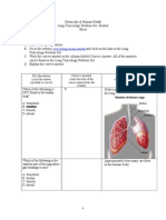 lung toxicology worksheet word