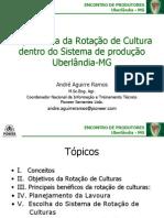 Rotação de Culturas - Uberlândia