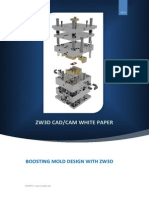 Boosting Mold Design With ZW3D CADCAM