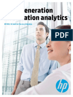 Next-generation information analytics