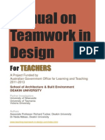 manual on teamwork in design-teachers-v3