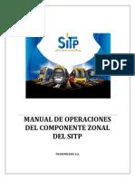MANUAL DE OPERACIONES DEL COMPONENTE ZONAL SITP (ZONAL) V6.pdf