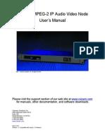 AVN210 Users Manual