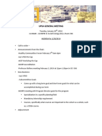UPSA Agenda 1.28.2014
