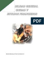 Practicas de La Unidad v. Estados Financieros