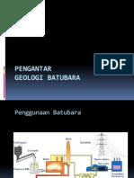 Diklat Geologi Batubara