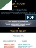 Retrofitting of BuildingPPT