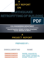 Retrofitting of BuildingPPT
