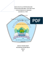 Perancangan Alat Penukar Kalor (Heat Exchanger) Tipe Shell And Tube 2 Pass Untuk Pendinginan Air Demin Kapasitas 3.37 MW (01-EN-TA-2013) Copy_2.pdf