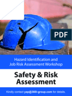 Safety & Risk Assessment