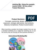 Session 9 GM Product Decision