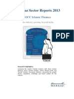 GCC Islamic Finance - Sector Report by Marmore MENA