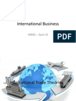 International Trade Theory(Lecture No. 3) (1)