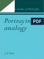 Portraying Analogy - James F. Ross