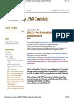 Blog - Peek n Fothergill - Using Focus Groups for Qualitative Research