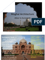 Mughal Architecture of India