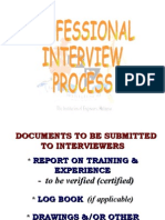 2 - Professional Interview Procedures In Malaysia