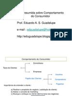 Comportamento do Consumidor - Eduardo Guadalupe