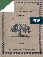 A Little Story for a Little Boy
