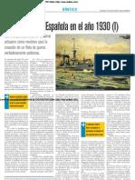 La Armada española en el año 1930 (I)