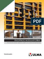 Encofrado Modular Orma_ulma