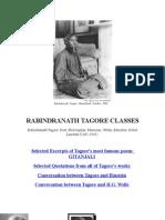 Rabindranath Tagore Classes
