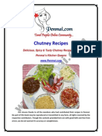 Penmai Chutney Recipes eBook