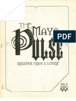 The Maya Pulse - Volume 2, Issue 1