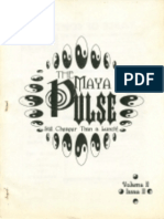 The Maya Pulse - Volume 2, Issue 2