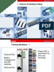 Beckhoff Training - 03 CX900x Comms & Hardware Setup 2011  (1).ppt