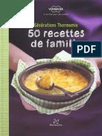 50 Recettes de Famille