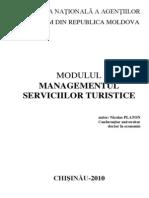 Managementul Serviciilor in Turism
