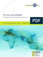 NFG Policy Paper 3 The EU and ASEAN