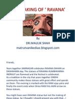 the making of 'RAVANA'