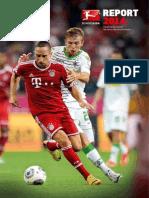 Bundesliga Report (2014)