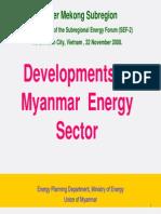 SEF2 Annex6.4 Myanmar Presentation
