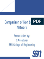 Comparision of Networks