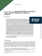 Solutii criza financiara globala... Camb. J. Econ. 2009 Morgan 581 608